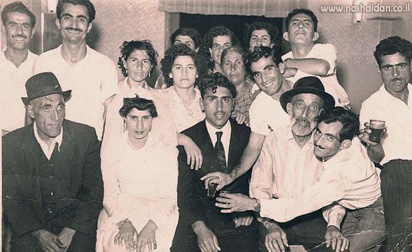 משפחת שמיר, 1955