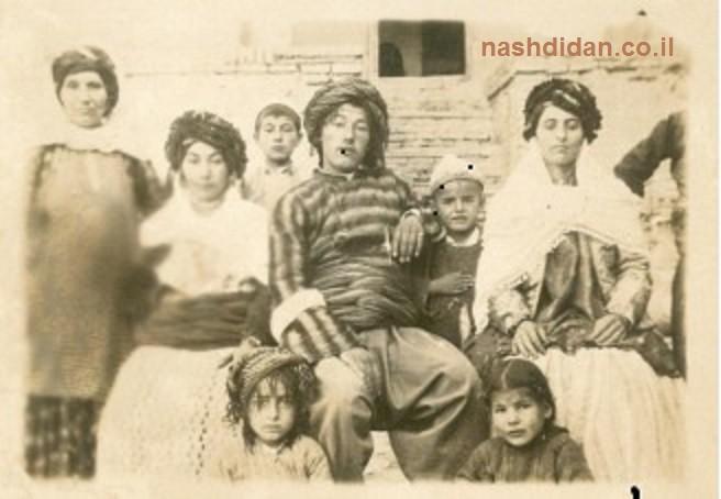 משפחת פנחסי, מהבד 1927